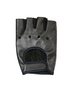 Перчатки для фитнеса STARFIT SU-115,. Цвет: черный