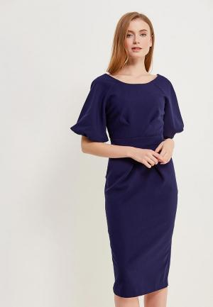 Платье Fashion.Love.Story. Цвет: синий
