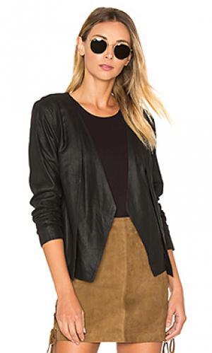 Куртка vail cupcakes and cashmere. Цвет: черный