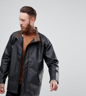 Didriksons 1913 Черная куртка Shetland. Цвет: черный