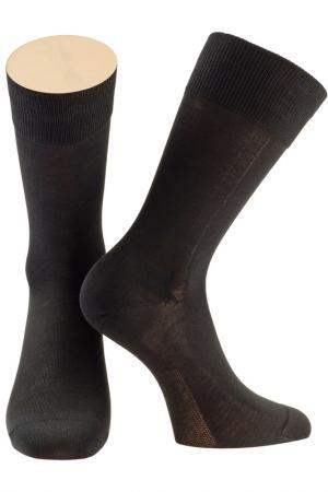 Носки Collonil. Цвет: черный