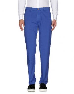 Повседневные брюки RE.BELL. Цвет: лазурный