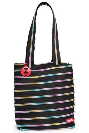 Сумка Premium Tote/Beach Bag ZIPIT. Цвет: черный