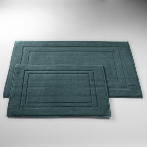 Коврик для ванной, 1100 г/м², качество Best La Redoute Interieurs. Цвет: белый,гранатовый,зелено-синий,зеленый мох,розовая пудра,светло-синий,серо-синий,сине-зеленый,синий морской,темно-серый,фиолетовый,шафран