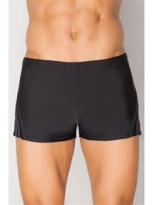 Плавки-шорты мужские TORRO. Цвет: черный