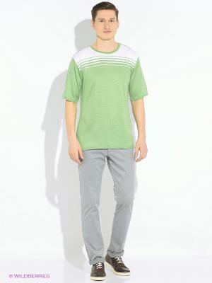 Джемперы Veronika Style. Цвет: светло-зеленый