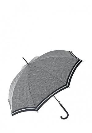 Зонт-трость Fulton. Цвет: серый