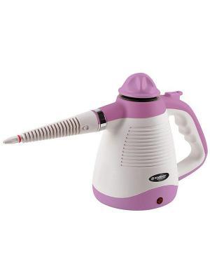 Пароочиститель Endever. Цвет: розовый