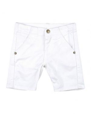 Бермуды IMPS&ELFS. Цвет: белый
