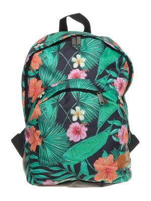 Рюкзак ПодЪполье. Цвет: зеленый, оранжевый, розовый, черный