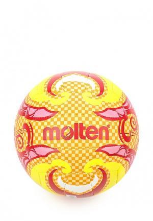 Мяч волейбольный Molten. Цвет: мультиколор