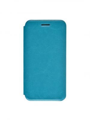 Чехол для Asus Zenfone Go ZB551KL skinBOX. Цвет: синий