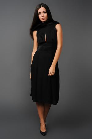 Платье вечернее Malandrino. Цвет: черный