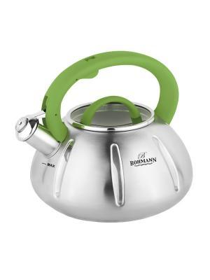 Чайник BOHMANN. Цвет: зеленый