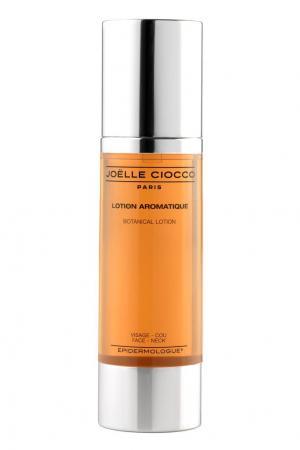 Тонизирующий лосьон для лица и шеи с экстрактом розмарина, шалфея грейпфрута LOTION AROMATIQUE, 80 ml Joëlle Ciocco. Цвет: multicolor