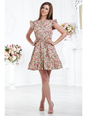 Платье-халат AnGela