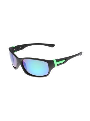 Солнцезащитные очки Olere. Цвет: черный, синий, зеленый