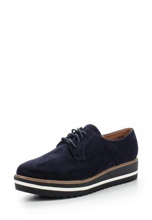 Ботинки Clowse. Цвет: синий