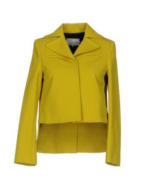 Пиджак L' AUTRE CHOSE. Цвет: кислотно-зеленый