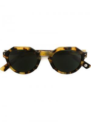 Солнцезащитные очки Trocadero Ahlem. Цвет: телесный
