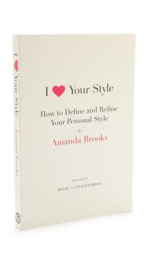 «I Love Your Style» Books with Style