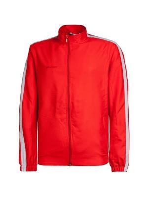 Куртка Futuro 2K. Цвет: серебристый, красный