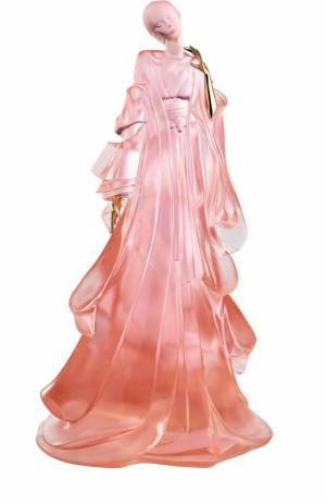 Скульптура Kabuki Daum. Цвет: розовый