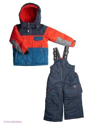 Комплект одежды Gusti. Цвет: красный