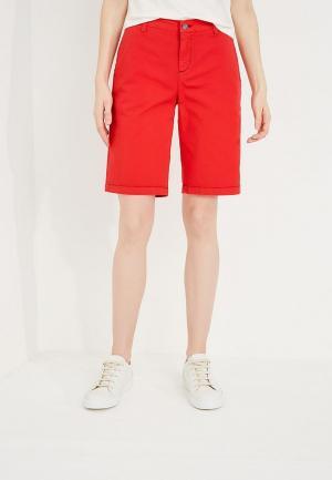 Шорты Liu Jo Jeans. Цвет: красный