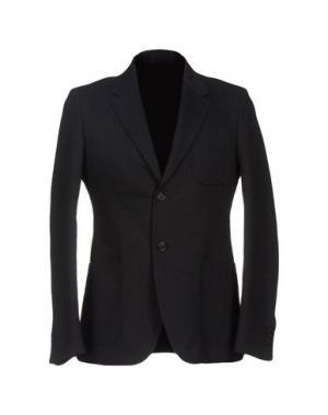 Пиджак MM by MARIOMATTEO. Цвет: черный