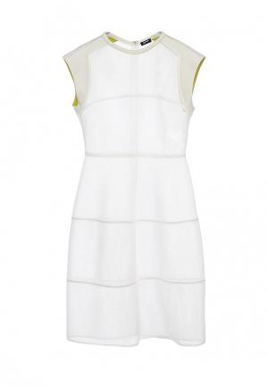 Платье Jil Sander Navy. Цвет: белый