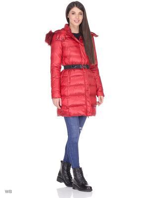 Куртка LIU JO. Цвет: красный