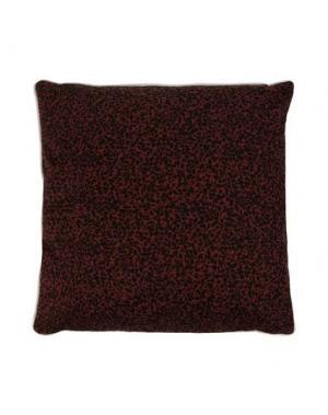 Подушка FERM LIVING. Цвет: красно-коричневый