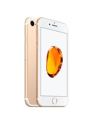 Смартфон iPhone 7 256GB Gold Apple. Цвет: золотистый