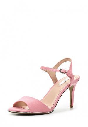 Босоножки Dorothy Perkins. Цвет: розовый