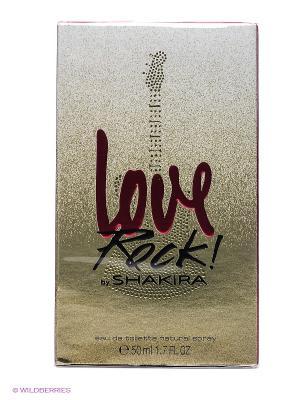 Туалетная вода  shakira love rock 65099803