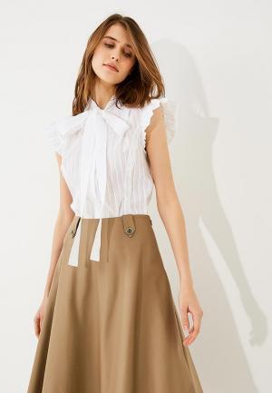 Блуза Sonia Rykiel. Цвет: белый