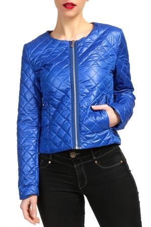 Куртка Dori. Цвет: синий