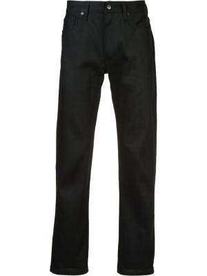 Слегка расклешенные джинсы Levis: Made & Crafted Levi's:. Цвет: чёрный