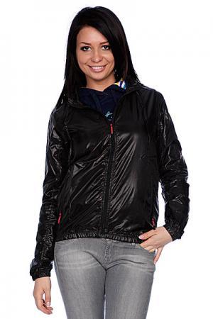 Ветровка женская  WJK 321 Black Trailhead. Цвет: черный