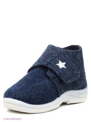 Ботинки SKIDDERS. Цвет: темно-серый