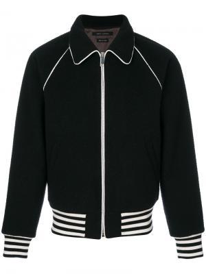 Куртка-бомбер Marc Jacobs. Цвет: чёрный