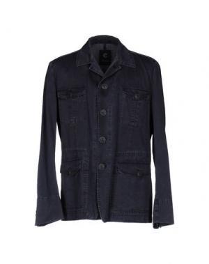 Куртка CALVARESI. Цвет: синий