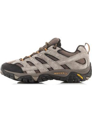 Ботинки MERRELL. Цвет: оливковый
