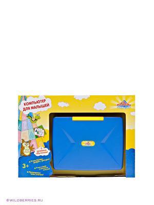Компьютер для малышей Kribly Boo. Цвет: синий
