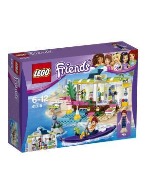 LEGO Friends Сёрф-станция 41315. Цвет: синий