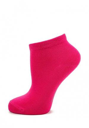 Носки Baon. Цвет: фуксия