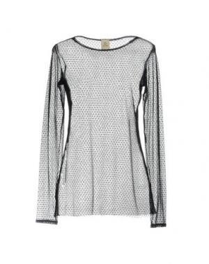 Блузка ALISA. Цвет: черный