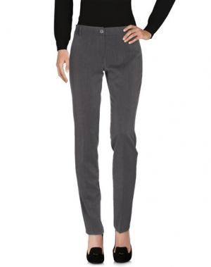 Повседневные брюки SISTE' S. Цвет: серый