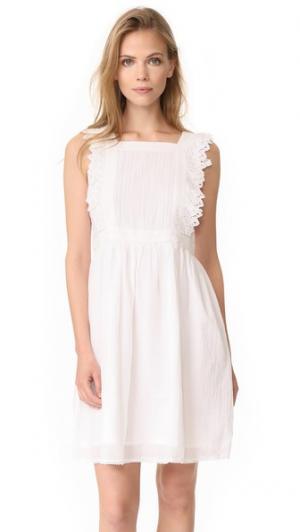 Платье Matador dRA. Цвет: белый